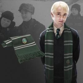 Harry Potter - Šál fakulty Slizolin