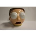 Rick and Morty - 3D hrnček Morty