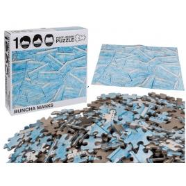 Puzzle - rúška 1000