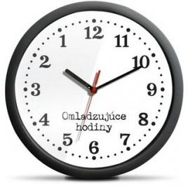 Backwards Clock omladzujúce hodiny