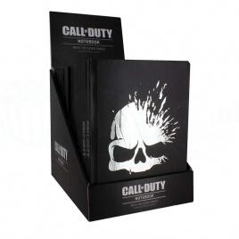 Call of Duty - poznámkový blok