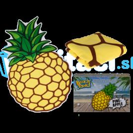 Plážový uterák - Ananás