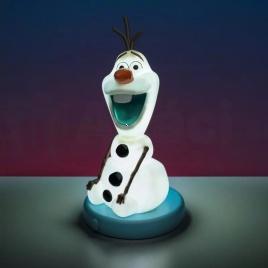 Ľadové kráľovstvo - Olaf lampa