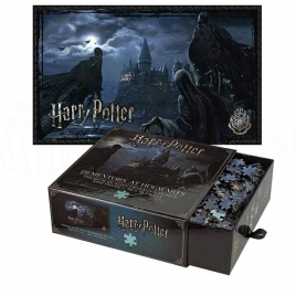 Harry Potter - puzzle Dementori v Rokforte