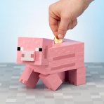 Minecraft - Sporkasa prasiatko