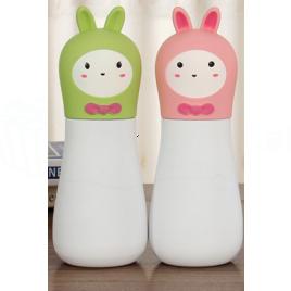 Veselá termoska pre deti (ružová)