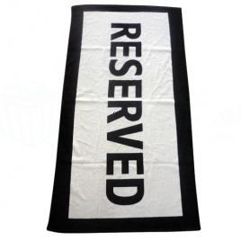 Osuška rezervované