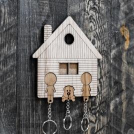 Dom na kľúče - Ja a Ty a Psík