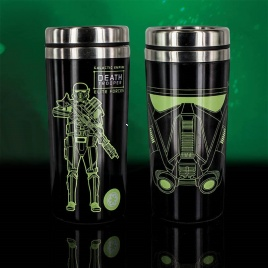 Star Wars - Death Trooper termo pohár