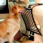 Sieťka medzi sedadlá v aute
