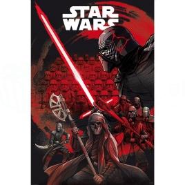 Star Wars - plagát
