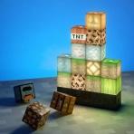 Minecraft - budovateľská lampa
