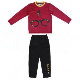 Harry Potter- detské pyžamo okuliare a blesk - 14