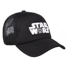 Star Wars - sieťovaná šiltovka Darth Vader