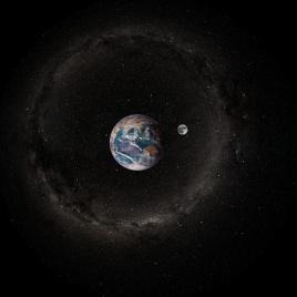 Kazeta pre Planetárium Homestar - Denná a nočná zem