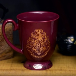 Harry Potter - hrnček s erbom Rokfortu