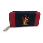 Harry Potter - peňaženka s erbom Chrabromilu
