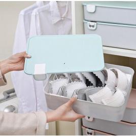 Plastový organizér na spodné prádlo