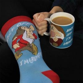 Dudroš  - hrnček a ponožky