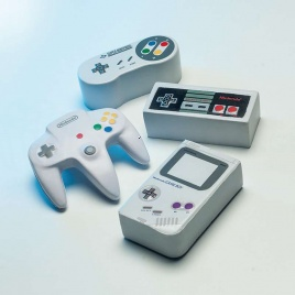 Nintendo - Antistresové pomôcky