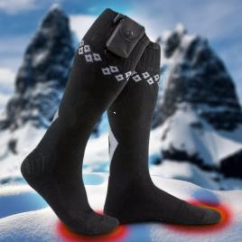 Vyhrievané ponožky - L