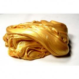 Inteligentná plastelína - zlatá