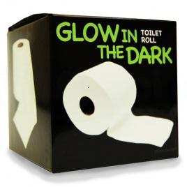 Toaleťák - svieti v tme