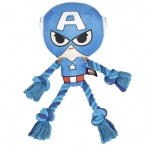 Marvel - preťahovadlo pre psíka Kapitán Amerika