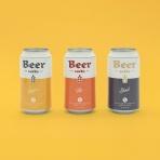 Pivné ponožky - svetlé pivo