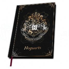Harry Potter - Poznámkový blok Rokfort Deluxe