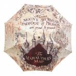 Harry Potter - Dáždnik Záškodnícka mapa XL