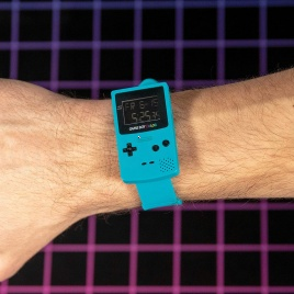 Game Boy COLOR - hodinky