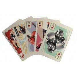 Fallout - hracie karty