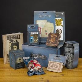 Harry Potter - debnička darčekov DELUXE