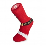 Vianočné ponožky - santa
