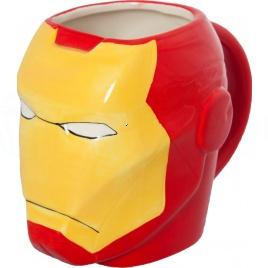 Hrnček - Iron Man