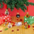 Vianočné gule - alkoholové