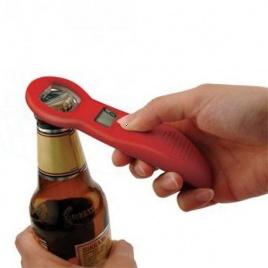 Otvárač fliaš s počítadlom