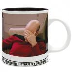 Star Trek - hrnček Facepalm