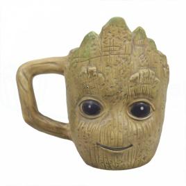 Strážcovia Galaxie - hrnček Groot