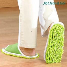 Clean&go! Mopové papuče