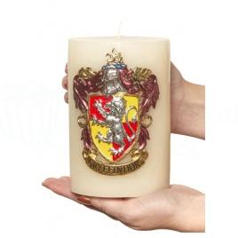 Harry Potter - sviečka s erbom Chrabromilu