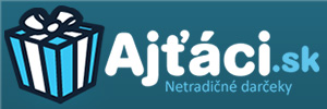 Ajťáci.sk - netradičné darčeky - sponzor súťaže o zámok na lásku a gravírovačku úplne zadarmo